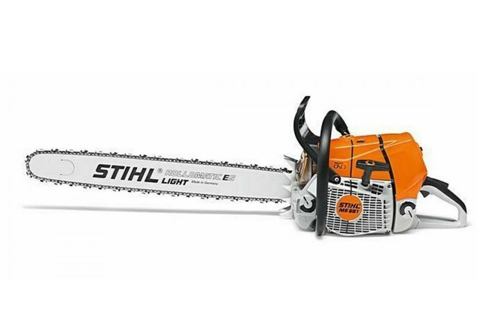 Stihl 661 Chain And Sharpener File 2 in 1